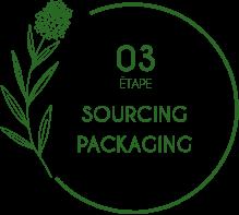 Picto sourcing packaging Laboratoires Phytogénèse