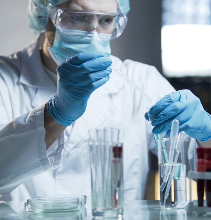 Scientifique Laboratoire Phytogénèse